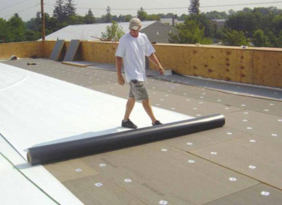 Термопласт для крыш, цена под ключ в Минске