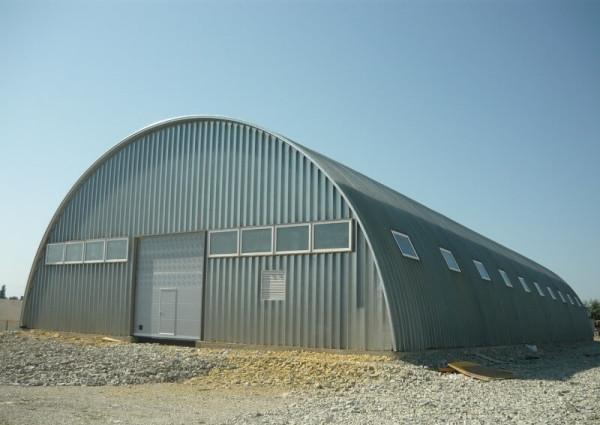 Заказать построить ангар под ферму в Минске