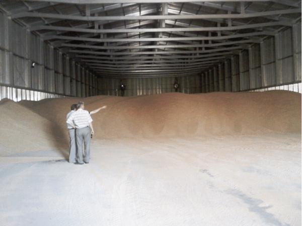 Заказать построить зернохранилище в Минске