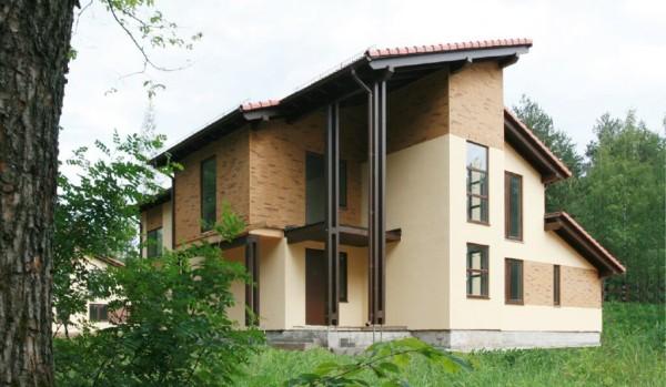 Каркасные деревянные коттеджи цена