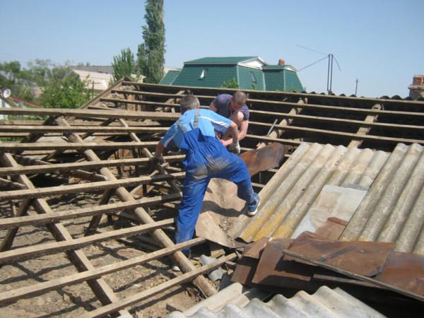 Компания по кровле, стимость новой крыши Минск