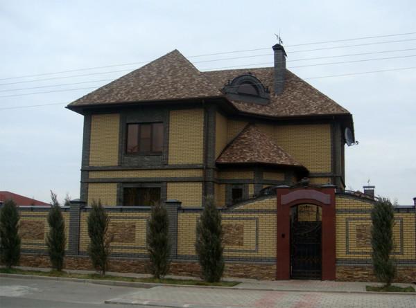 Построить коттедж из кирпича в Минске