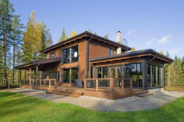 Каркасные финские дома цена
