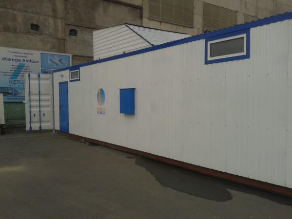 Изготовление модульных производственных цехов, цена в Минске