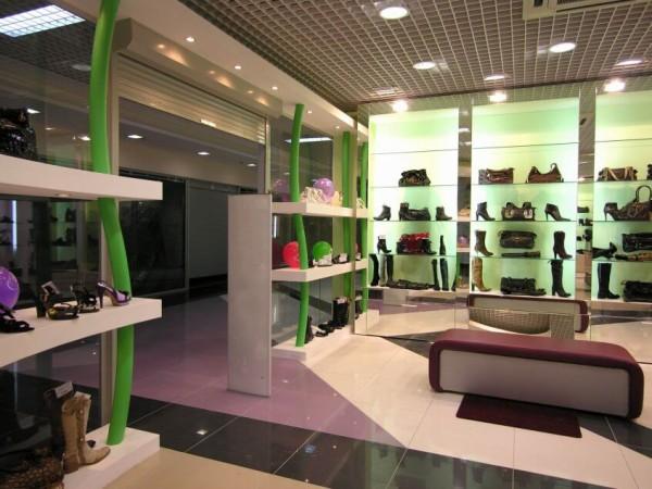 Дизайн и отделка магазинаm, цена в Минске