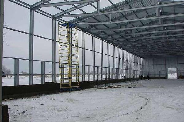 Заказать построить овощехранилище в Минске