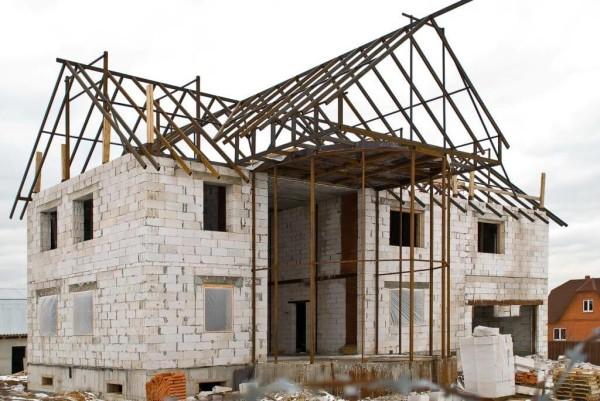 Построить коттедж из пеноблоков в Минске