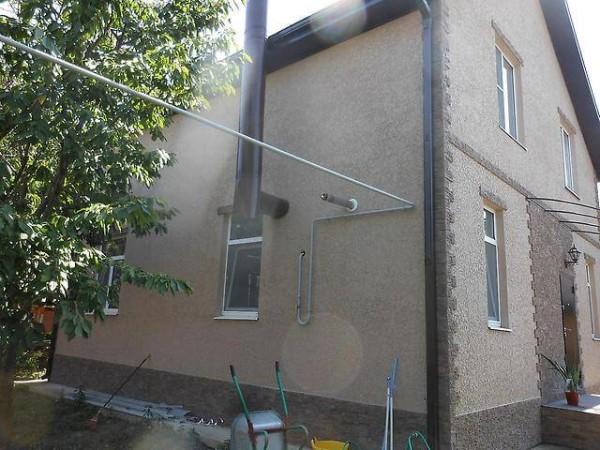 Заказать построить коттедж из шлакобетона в Минске