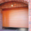 Рулонные гаражные ворота цена установки