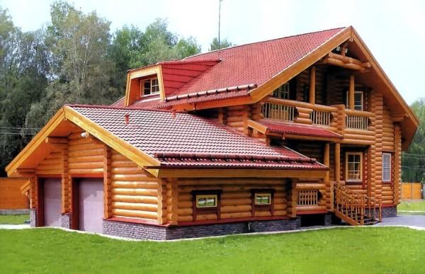 Цены на строительство деревянных коттеджей в Минске