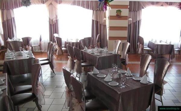 Заказать ремонт ресторана, цена в Минске