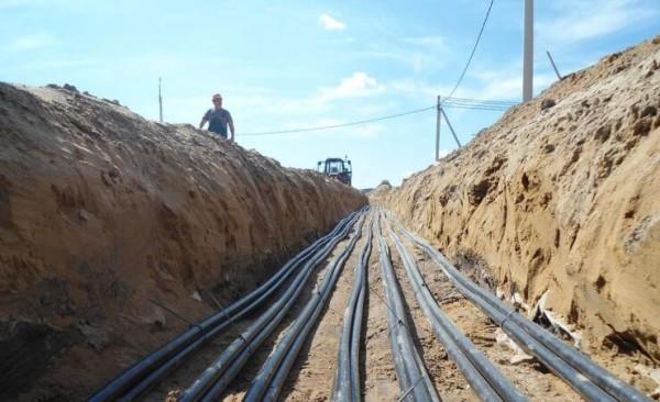 Заказать прокладку кабеля, цена работ в Минске