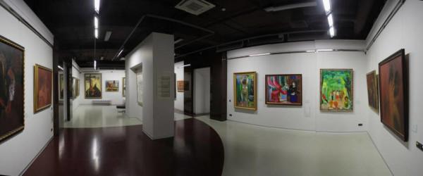 Комплесная отделка музея в Минске