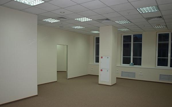 Комплексная отделка офиса, цена в Минске