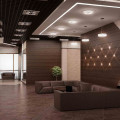 Ремонт административных зданий цена отделки
