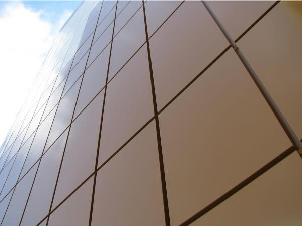 Фасад из металлокассет, заказать в Минске