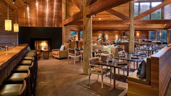 Деревянные рестораны цена