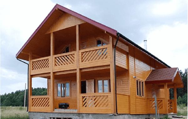 Заказать каркасный финский дом в Минске
