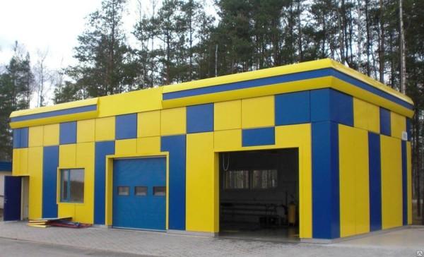 Заказать построить мобильную автомойку в Минске