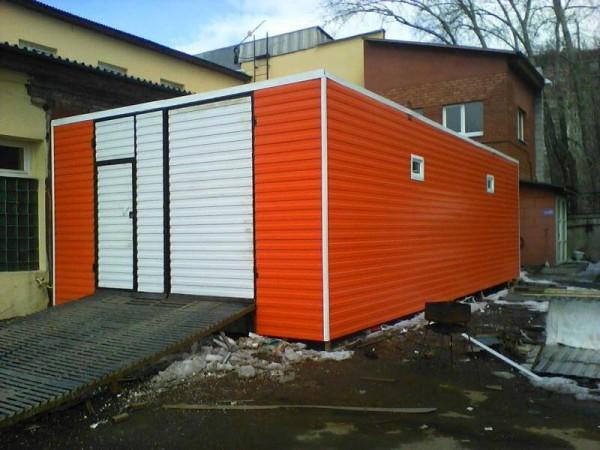 Заказать построить модульную автомойку, цена в Минске