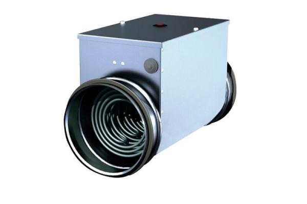 Канальное оборудование для круглых каналов цена монтажа