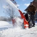 Уборка снега на участке цена заказа