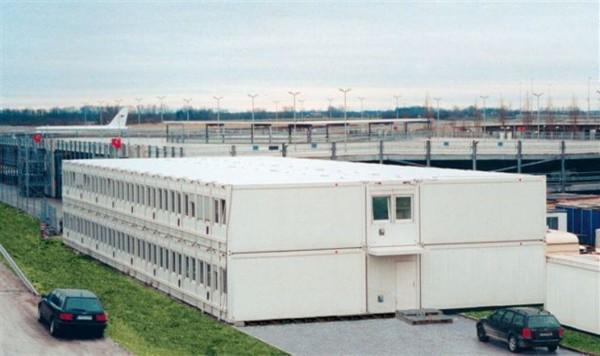 Строительство разборного производственного цеха в Минске
