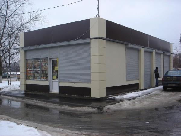 Разборные магазины цена