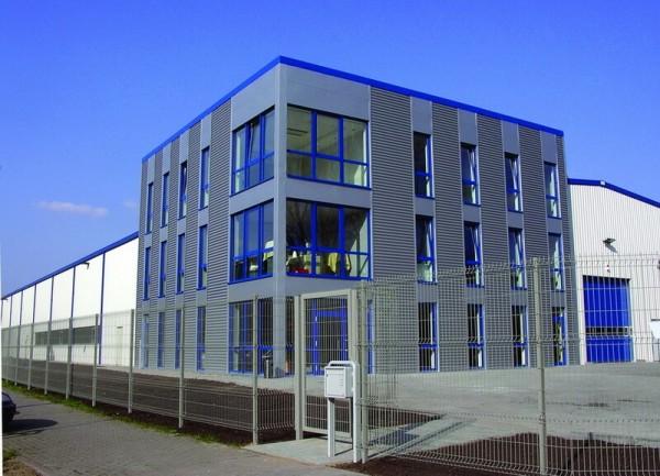 Заказать построить офис из металлоконструкций в Минске
