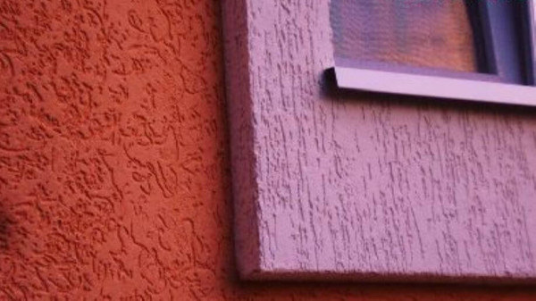 Отделка фасада короедом, стоимость в Минске