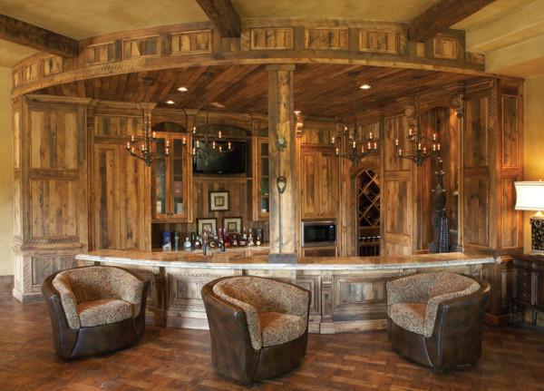 Заказать построить деревянный бар в Минске