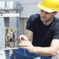 Установка, монтаж, ремонт электрики заказать