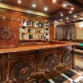 Деревянные бары цена строительства