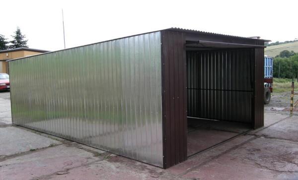 Обшить гараж профнастилом в Минске цена