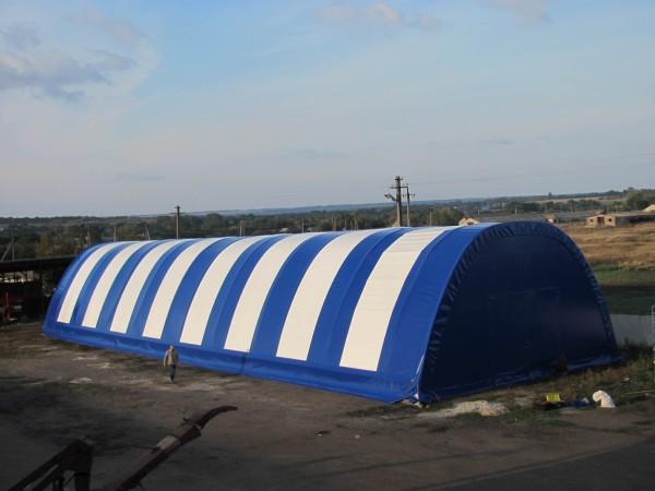 Строительство мобильных ангаров в Минске