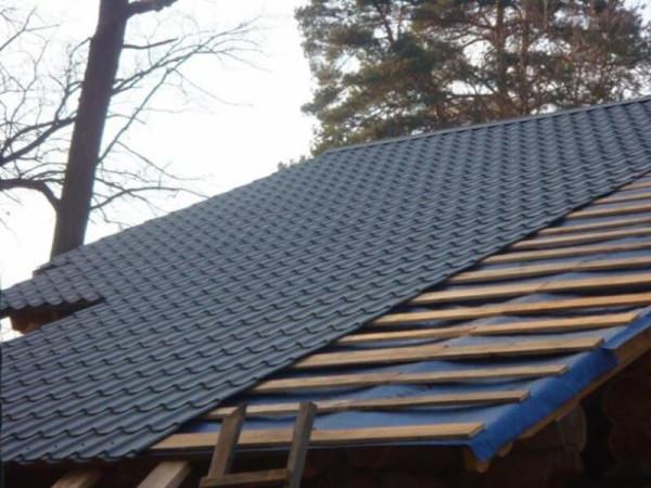 Замена крыши, заказать в Минске