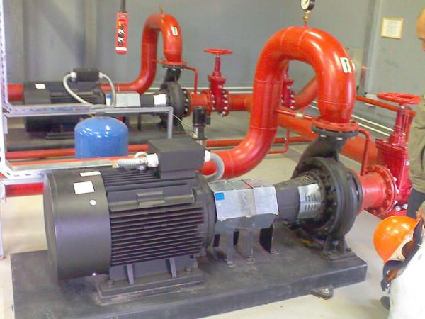 Цена установки систем водяного пожаротушения в Минске