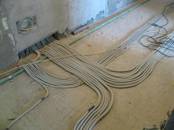 Монтаж электрики под ключ в Минске