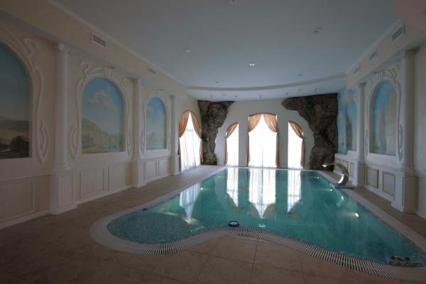 Ремонт коттеджей, устройство бассейна цена в Минске
