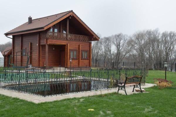 Построить баню из клееного бруса в Минске
