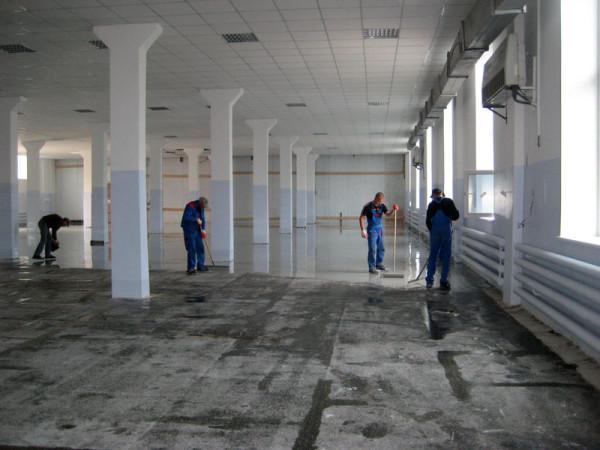 Заказать ремонт производственного здания в Минске