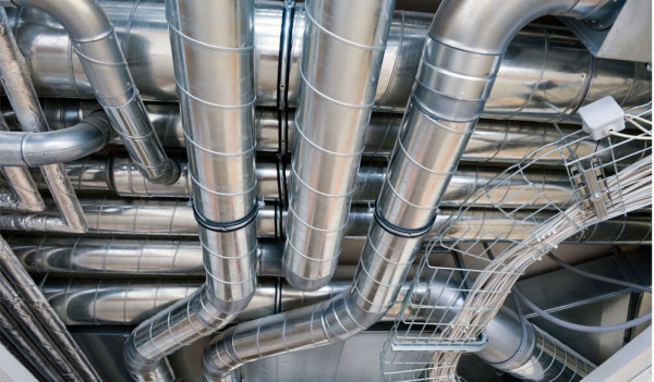 Установка вытяжной вентиляции в Минске