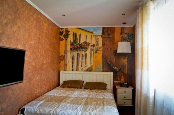 Роспись спальни