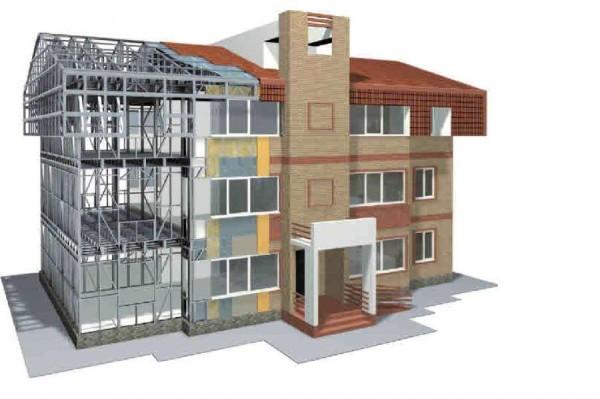 Гостиницы из металлоконструкций цена строительства