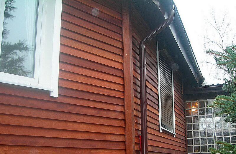 Фасад дома из блоков утепление
