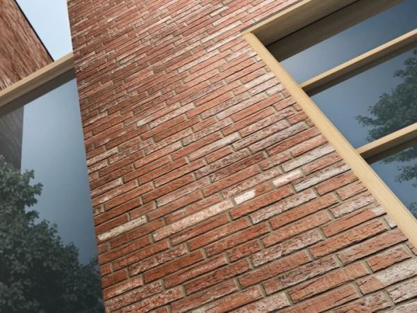 Вен фасад из плитки, цена в Минске