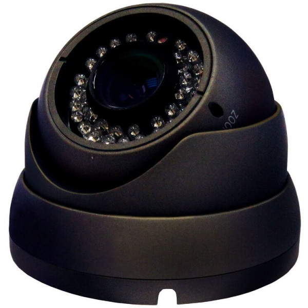 Установка купольных видеокамер, цена в Минске