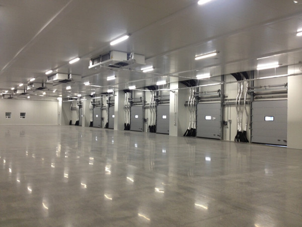 Изготовление холодильных складов, цена в Минске
