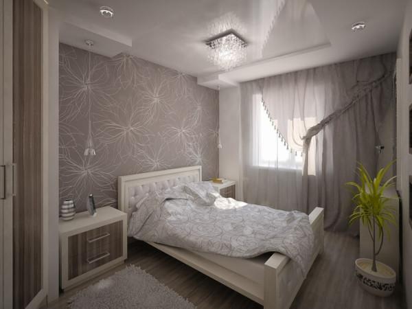 Элитный ремонт спальной комнаты в Минске под ключ
