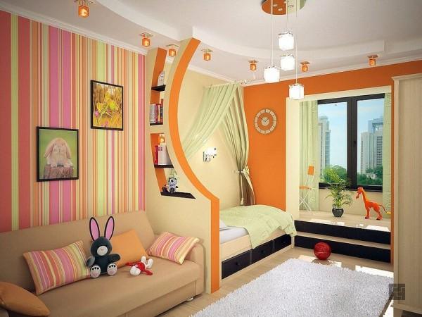 Цены на ремонт детских комнат в Минске